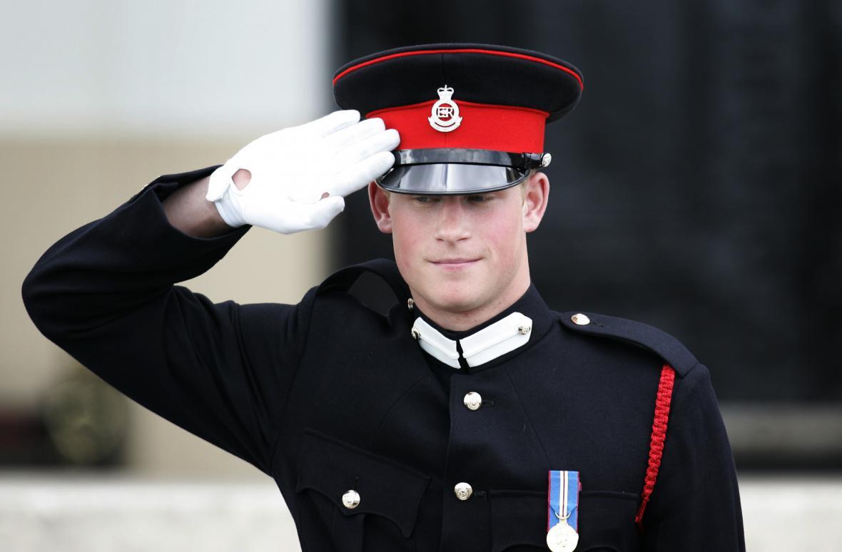 Princ Harry