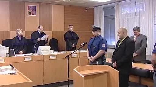 Peter Olšavský u soudu