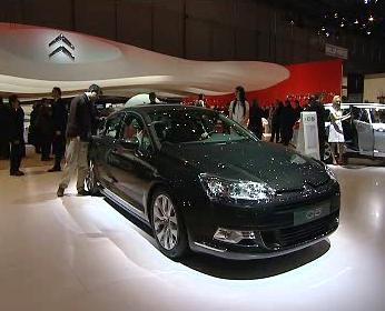 Nový Citroën C5