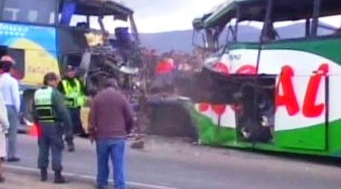 Nehoda v Peru