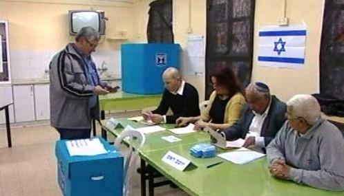 Izraelské volby