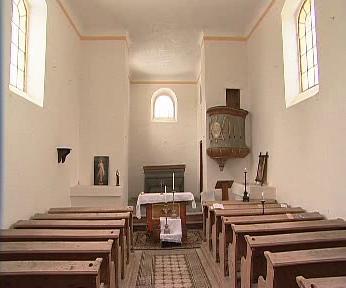 Rozprodaný kostel v Norberčanech