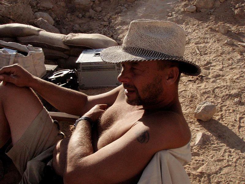 Tobruk - režisér Václav Marhoul