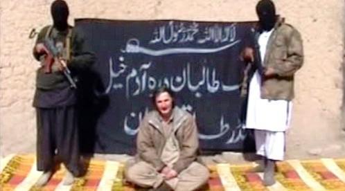Talibanci zajali Piotra Stanczaka