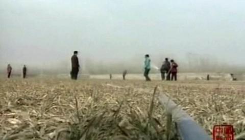 Sucho v Číně