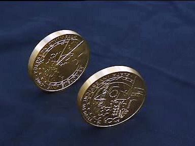 Zlatá medaile