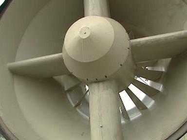 Vodní turbína