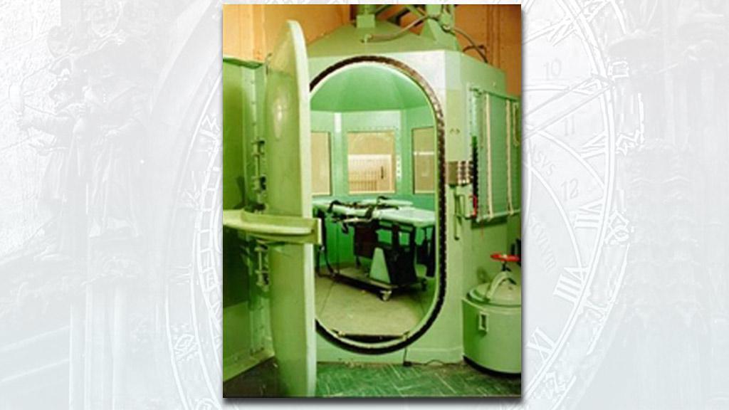 Moderní plynová komora