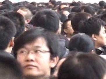 Veletrh práce v Pekingu
