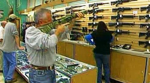 Obchod se zbraněmi