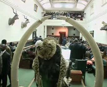 Zimbabwský parlament
