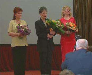 Vítězky Sestry roku 2007