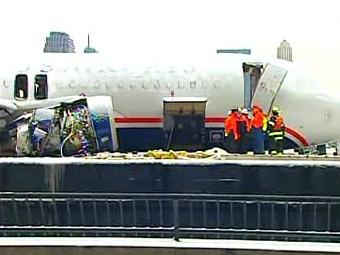 Odborníci zkoumají letadlo A320