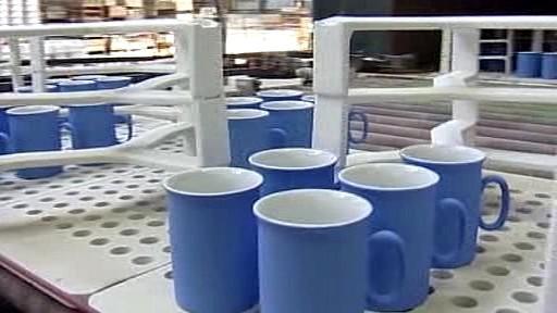Výroba porcelánu
