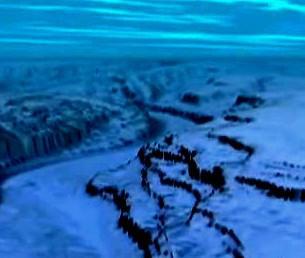 Google mořské dno