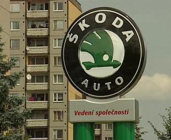 Škoda Auto - logo