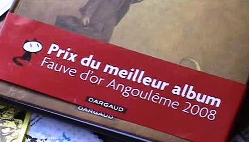 Festival komiksu v Angouleme