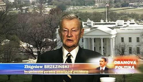 Zbigniew Brzezinski v OVM