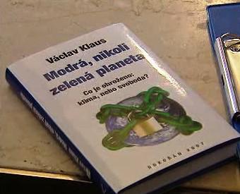 Kniha Václava Klause