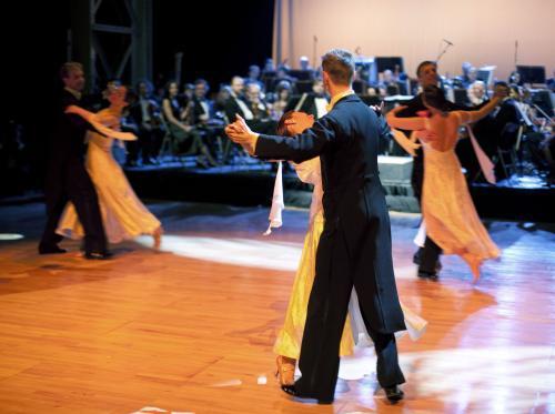 Český ples v Bruselu