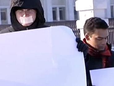 Protesty ruské opozice