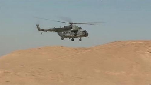 Transportní vrtulník