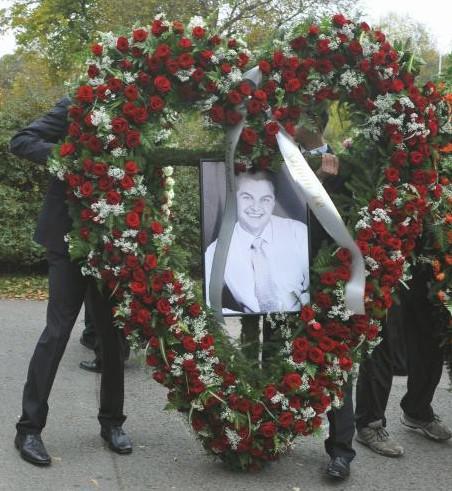 Pohřeb Václava Kočky