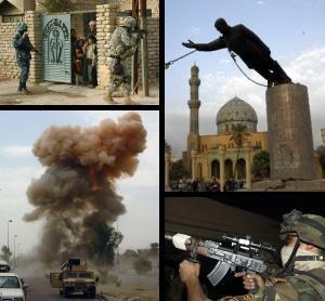 Válka v Iráku