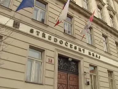 Budova Středočeského kraje
