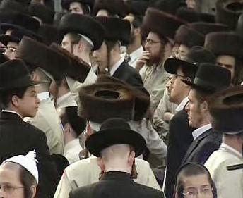 Ortodoxní židé.