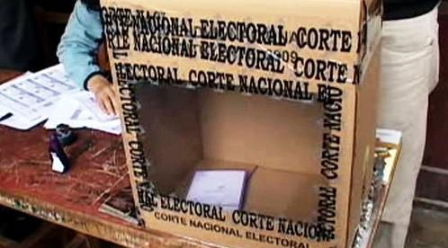 Referendum v Bolívii