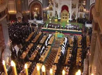 Sněm ruské pravoslavné církve