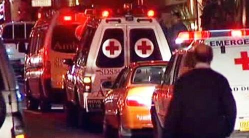 Výbuch v Bogotě