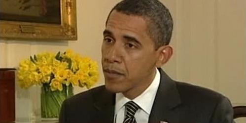 Barack Obama na Blízkém východě