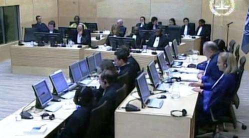 Mezinárodní soudní tribunál v Haagu