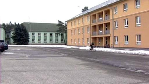 Základna v Bechyni