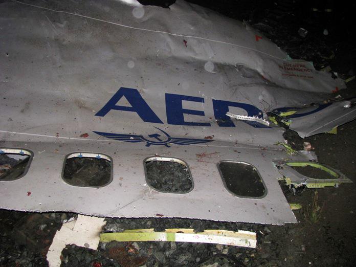Nehoda letadla