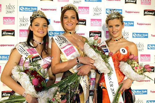 Miss ČR 2007