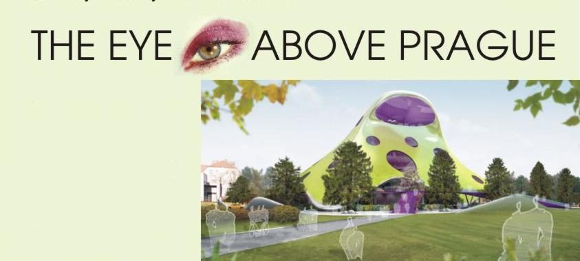 Publikace a výstava Oko nad Prahou