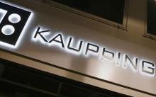 Islandská banka Kaupthing