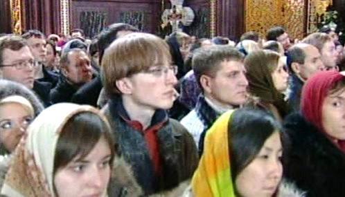 Pravoslavní věřící