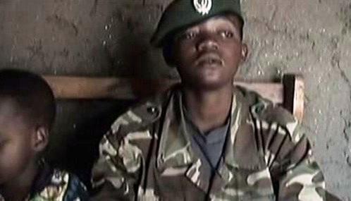 Dětský voják