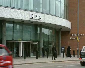 Sídlo BBC