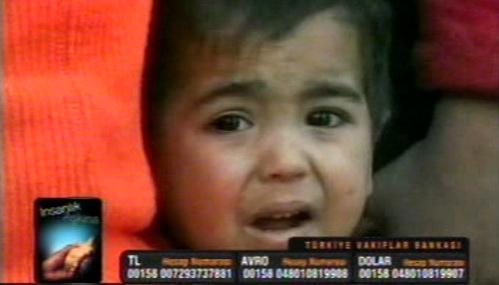 Reklama na podporu Gazy