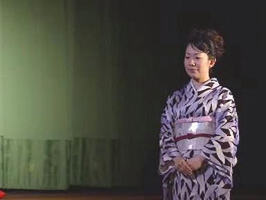 Tradiční japonské kimono