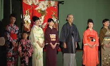 Přehlídka tradiční japonské kultury