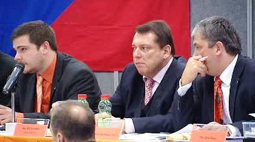 Jednání pražské sociální demokracie
