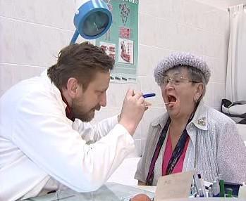 Vyšetření u lékaře
