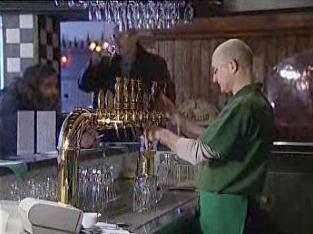 Točení piva