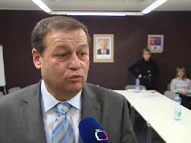 Nový starosta Hostivice Jaroslav Kratochvíl